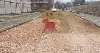 Блажо Орландиќ - пристапна улица